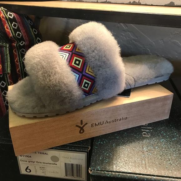 0f20b6425 Emu Shoes | Australiawomens Open Toe Slipper | Poshmark